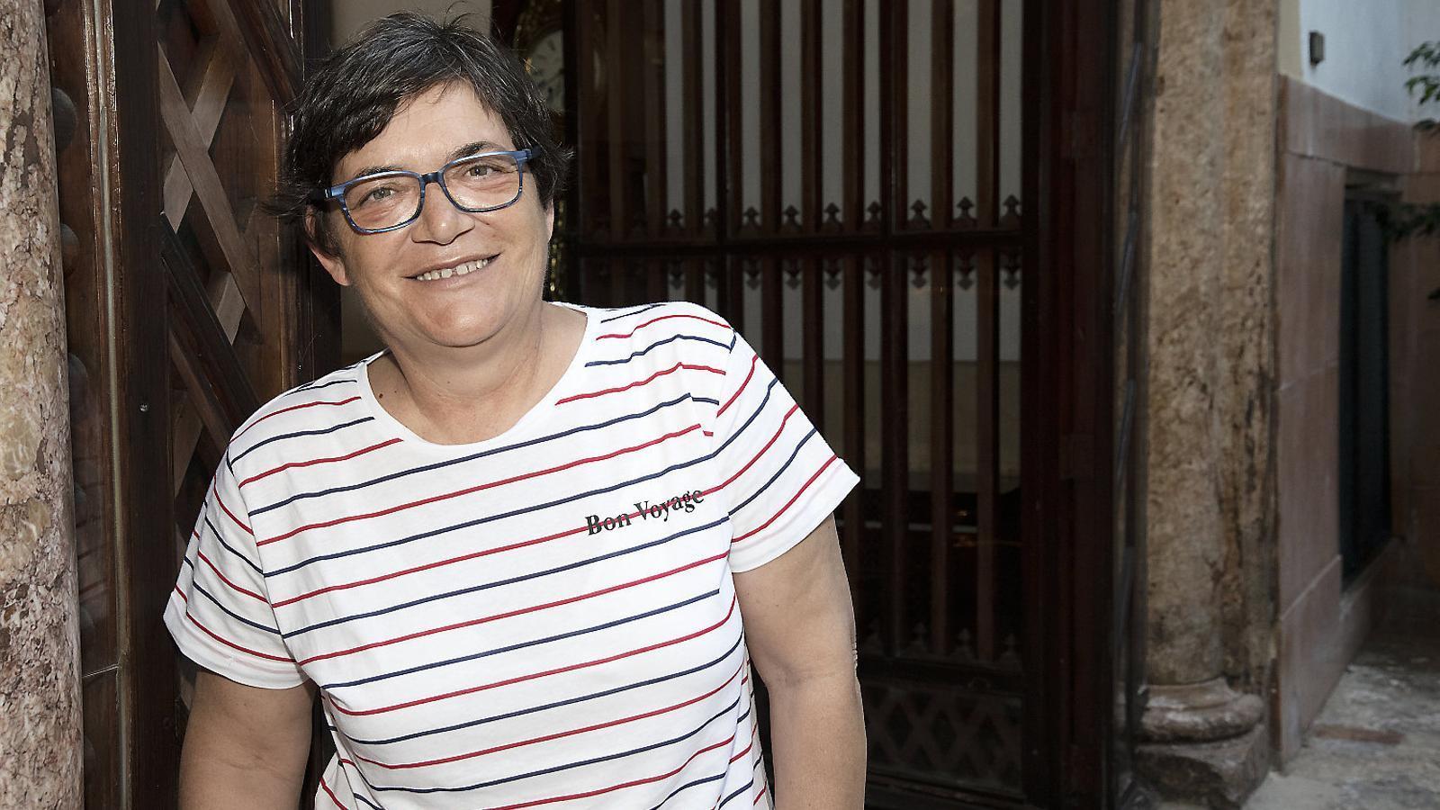 """ALICIA MIYARES: """"El lloguer de ventres és una nova forma de violència contra les dones"""""""