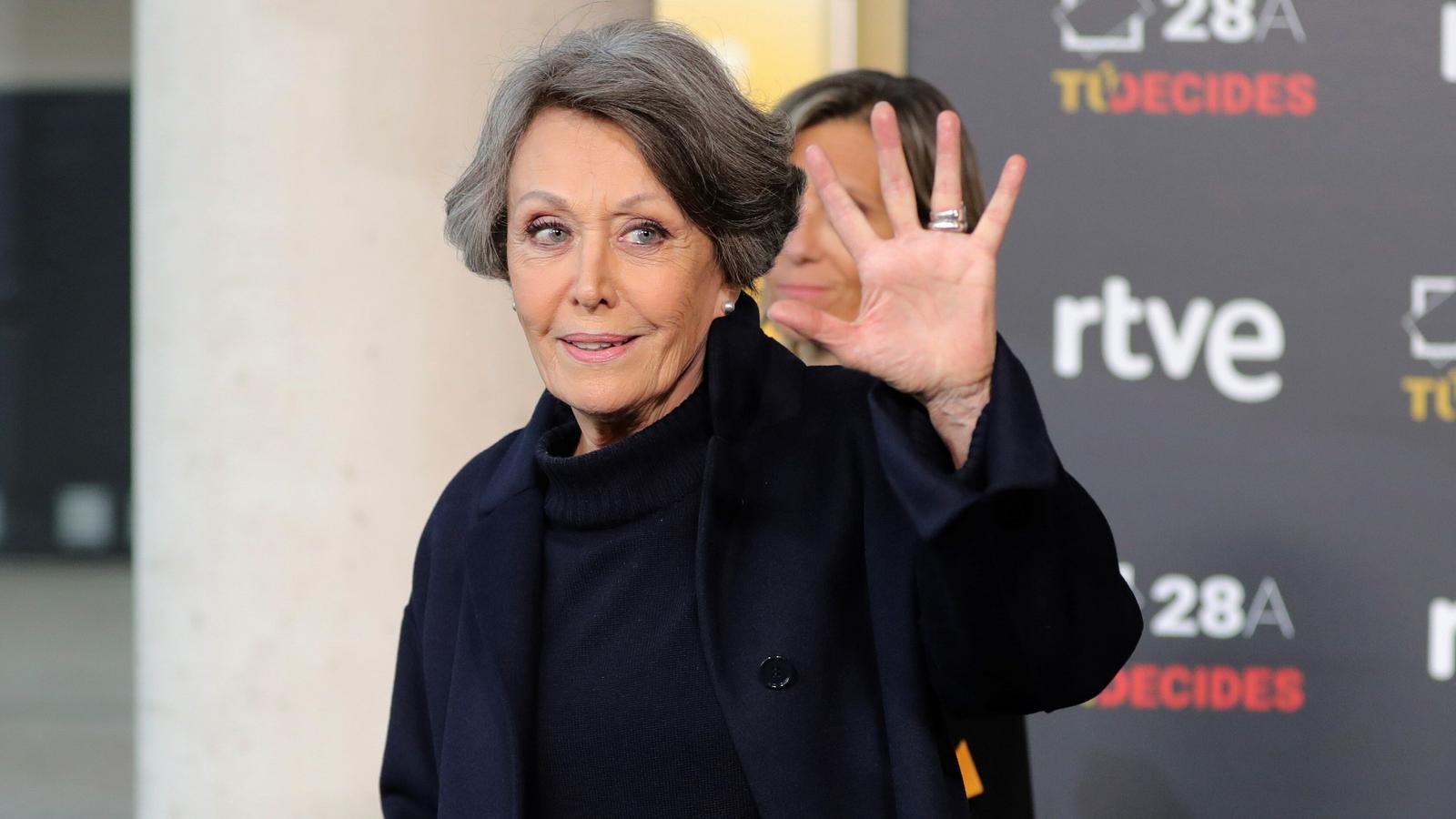 Rosa María Mateo, administradora provisional única de RTVE