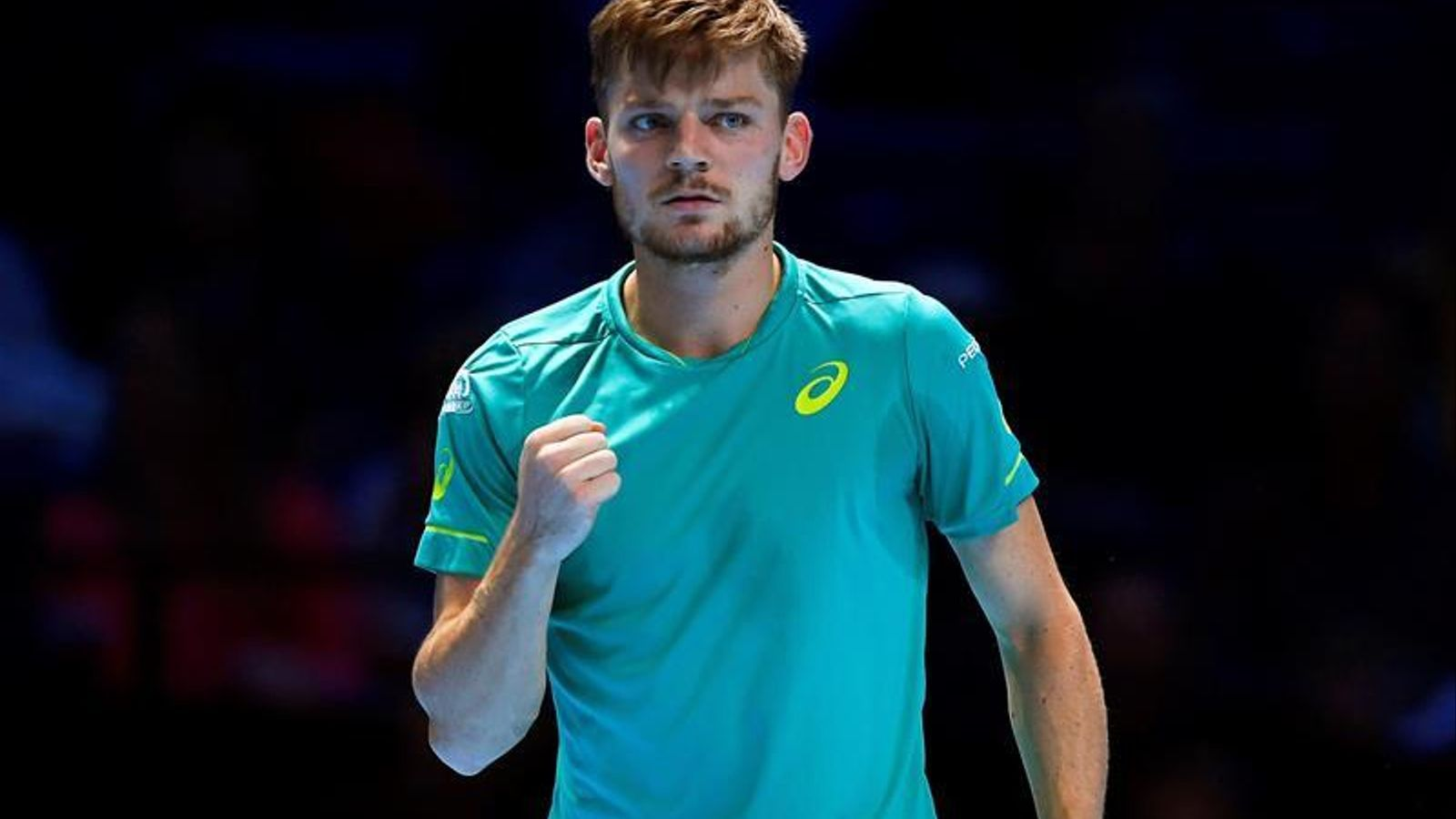 Goffin arriba a les semifinals del Masters per primer cop, on serà rival de Dimitrov