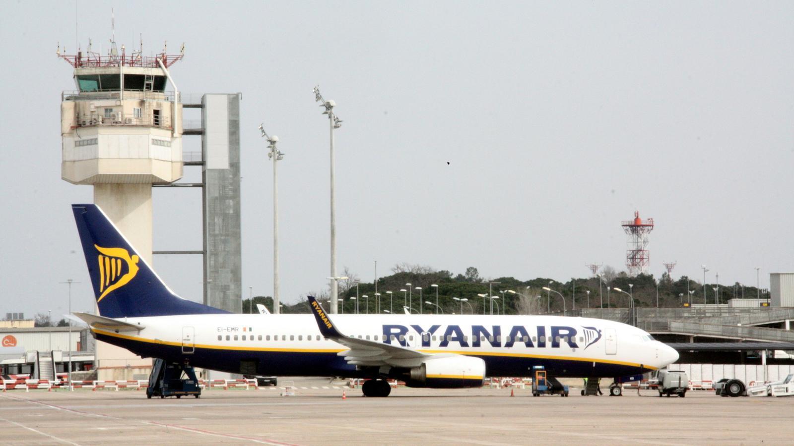 Alarma sindical per la possibilitat que Ryanair abandoni Girona