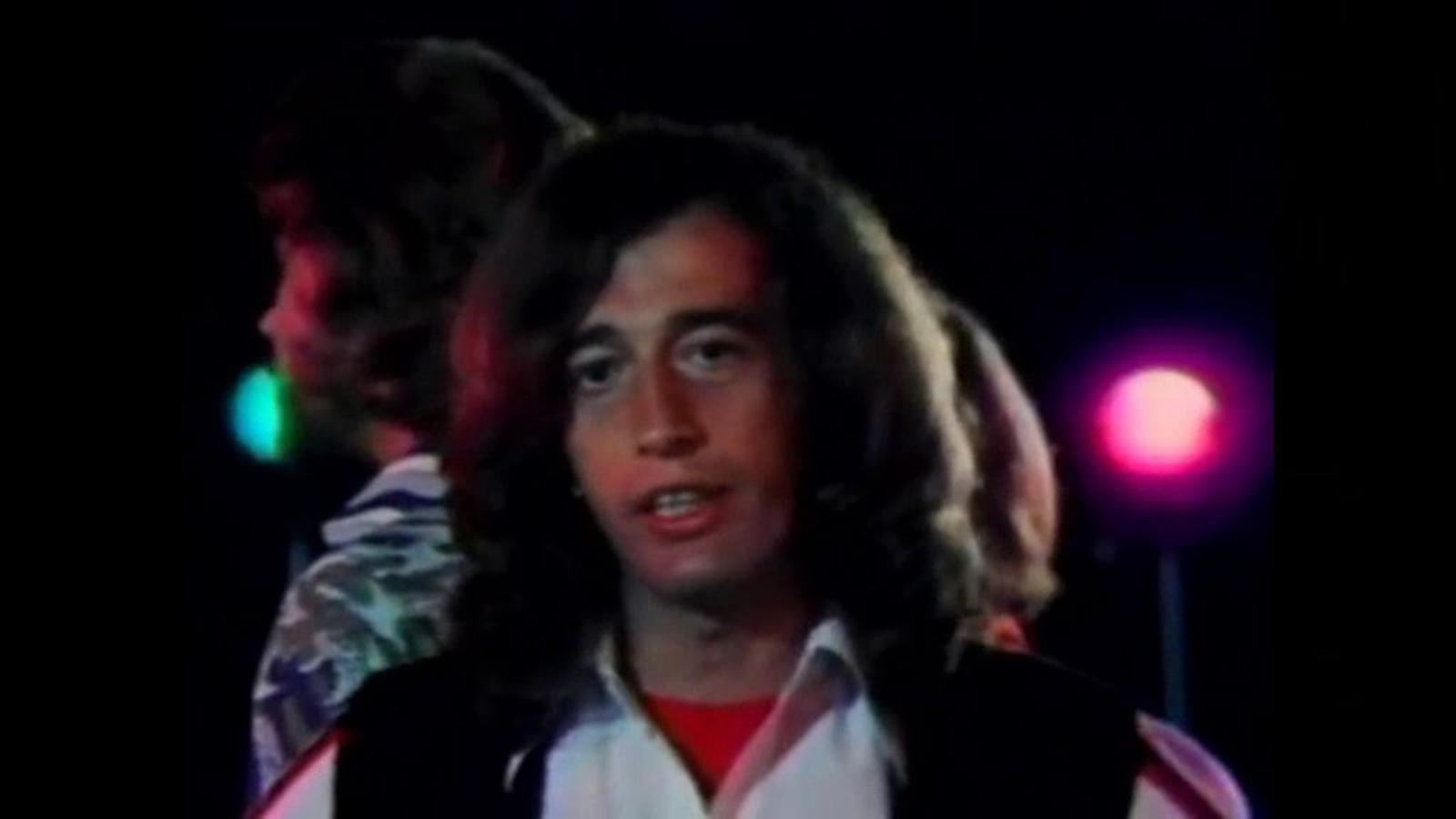 Mor als 62 anys Robin Gibb, dels Bee Gees