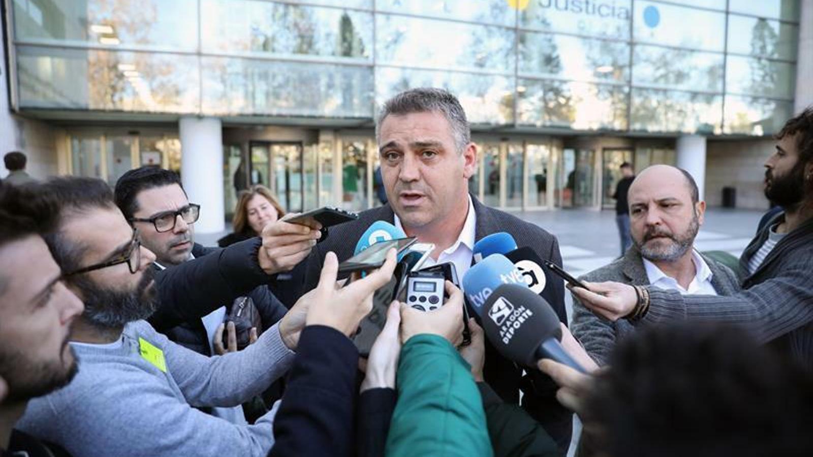 El jutge absol els futbolistes acusats de pactar el resultat del Llevant-Saragossa