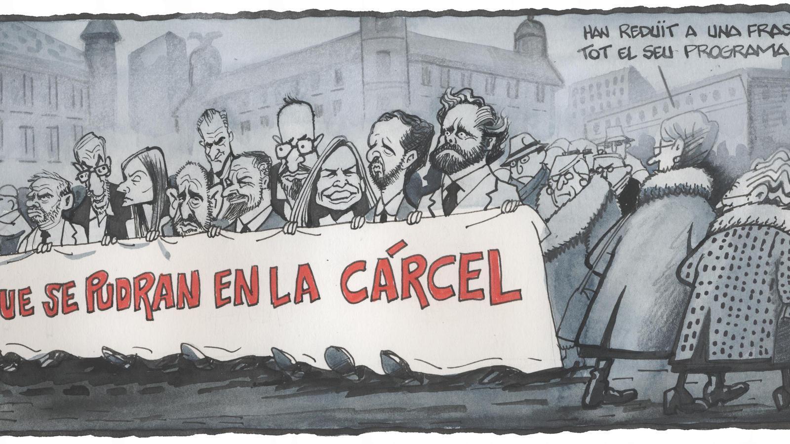 'A la contra', per Ferreres 29/01/2020