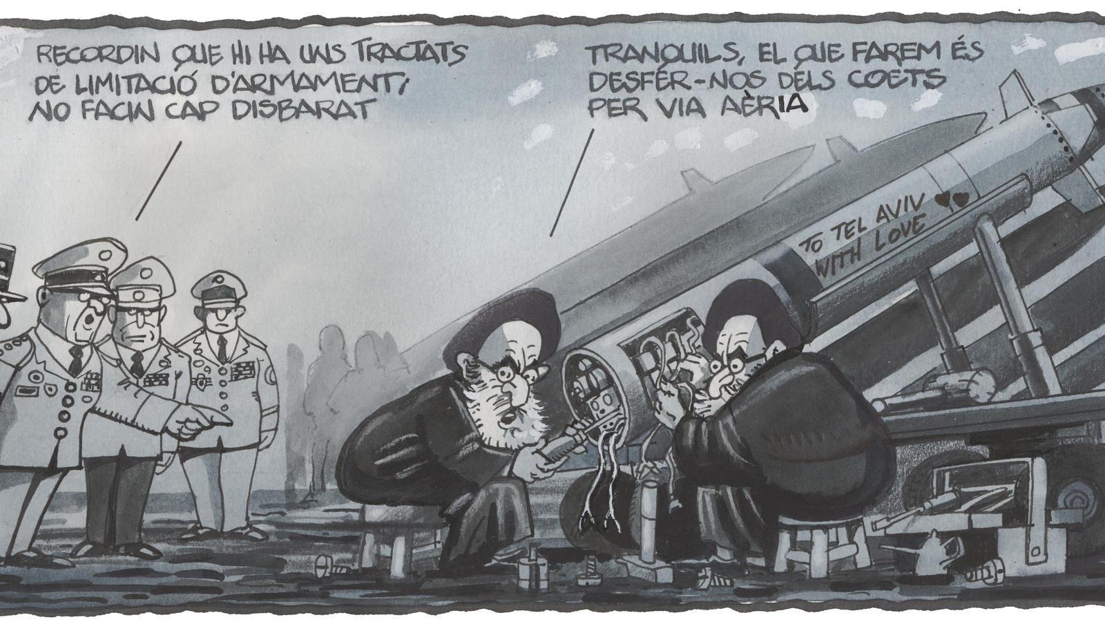 'A la contra', per Ferreres 09/01/2020
