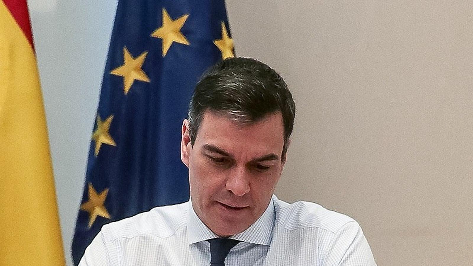 Sánchez acceptarà l'estat d'alarma que vulguin les comunitats