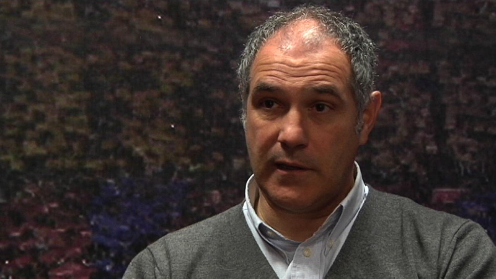 Entrevista a Andoni Zubizarreta (Part 1).