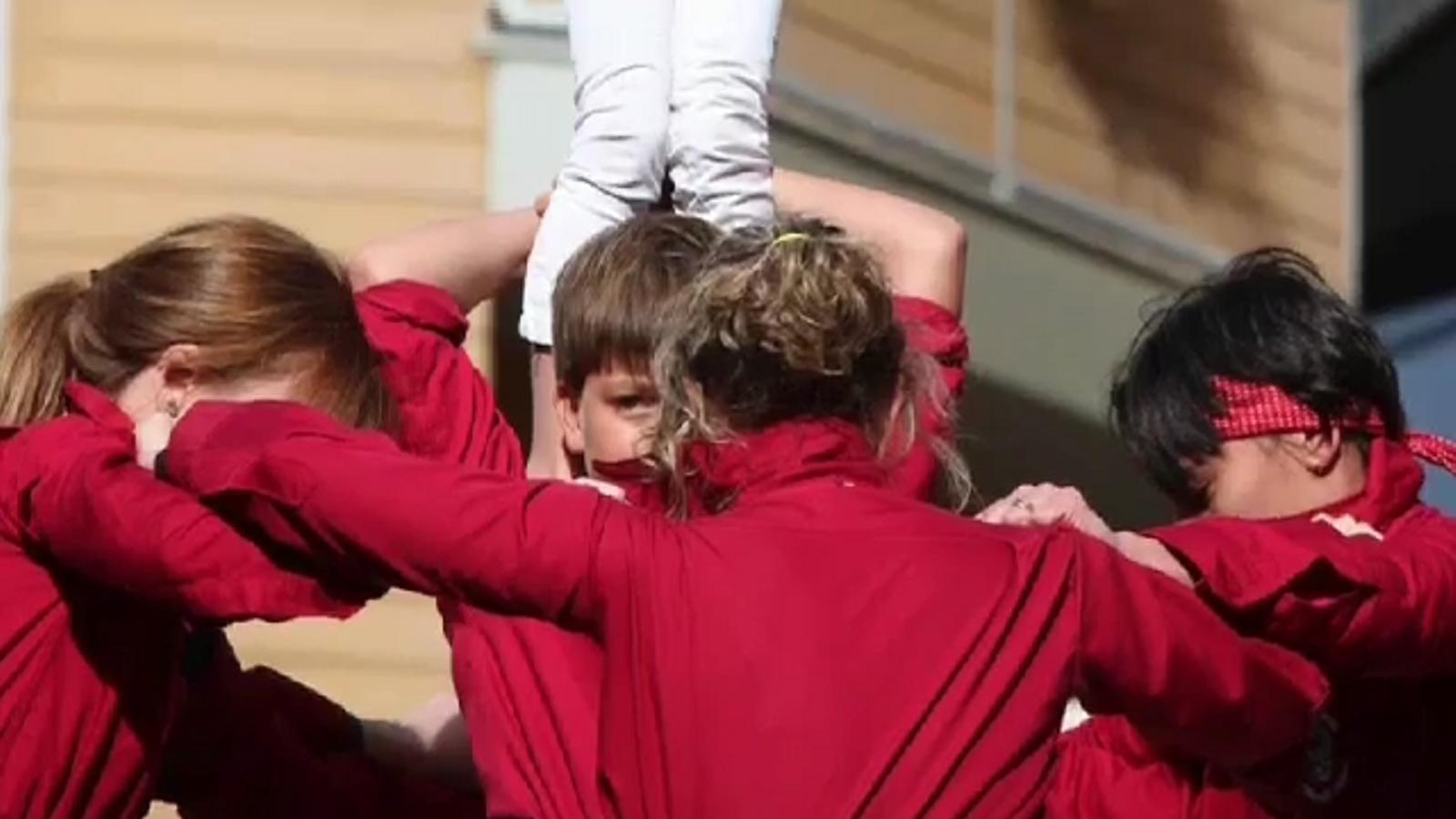 El vídeo de presentació de la Diada de les 7 parròquies. / Castellers d'Andorra
