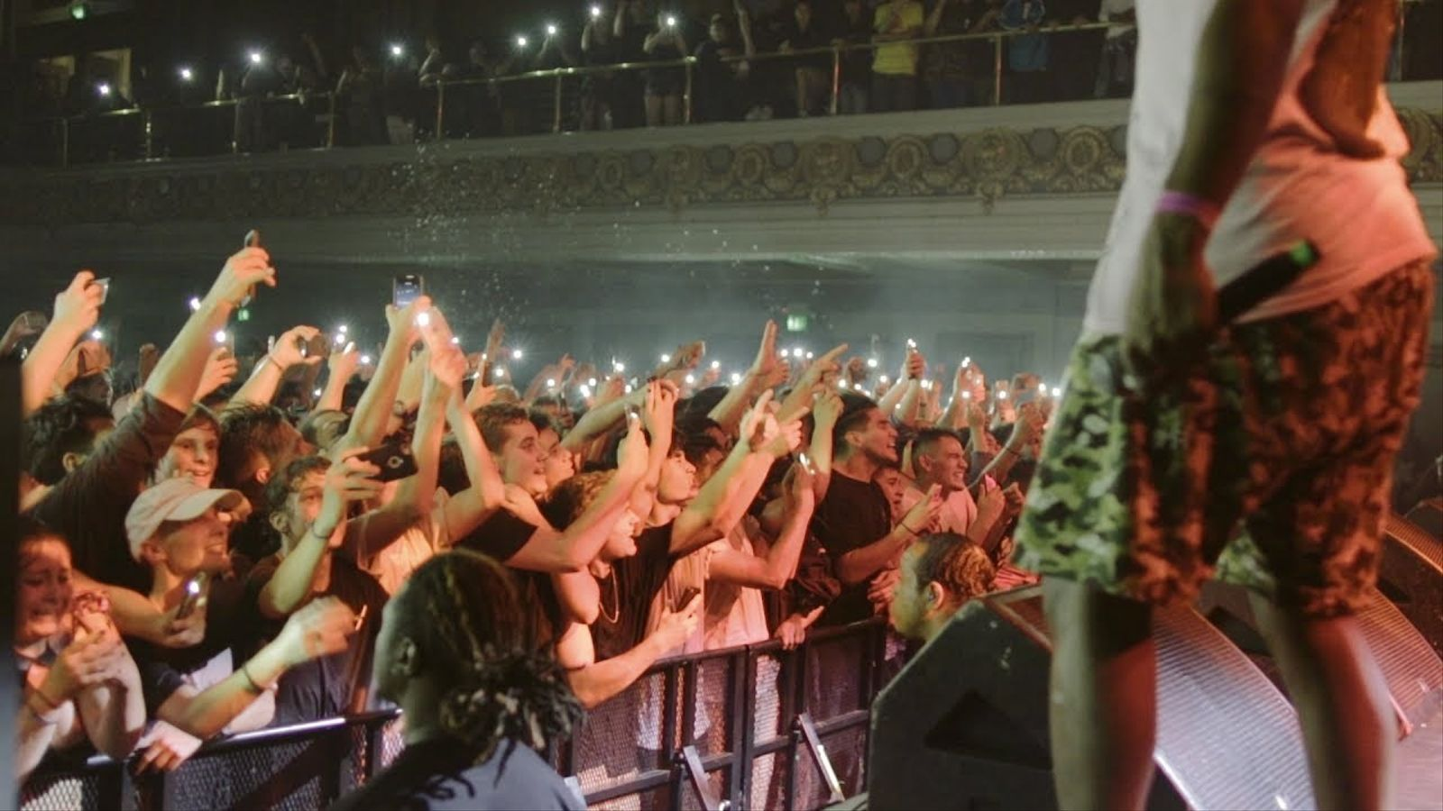 Un concert d'XXXTentacion