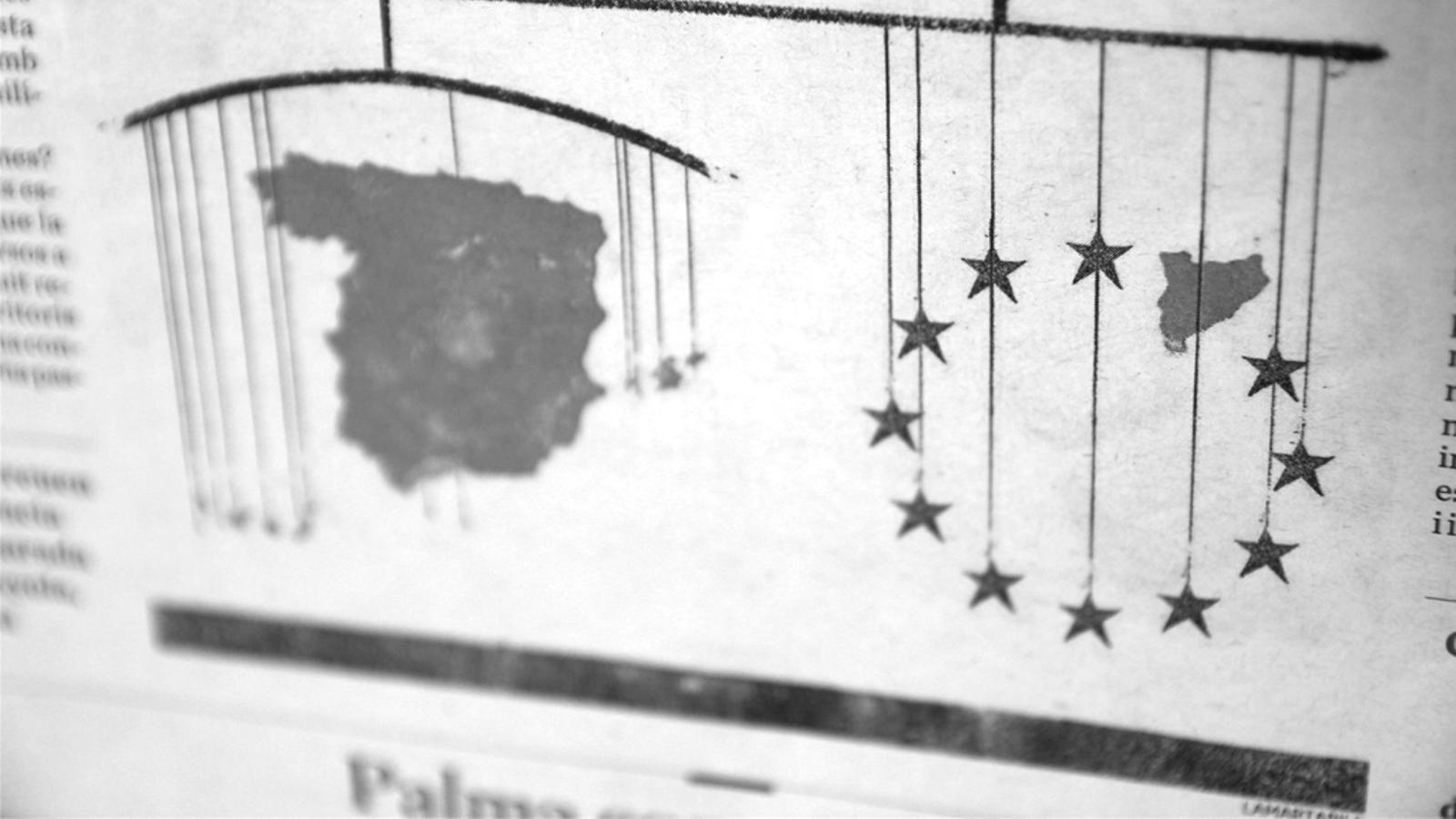 L'editorial d'Antoni Bassas: De l'odi de Varufakis als arguments de la catedràtica Bosch (27/04/15)