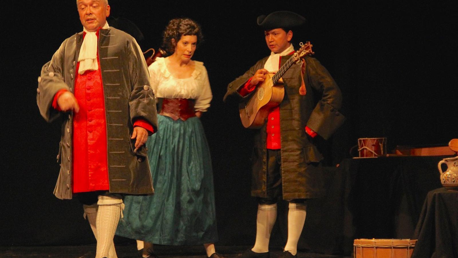 L'espectacle està interpretat per la Companyia Xuriach. / ORDINO CLÀSSIC