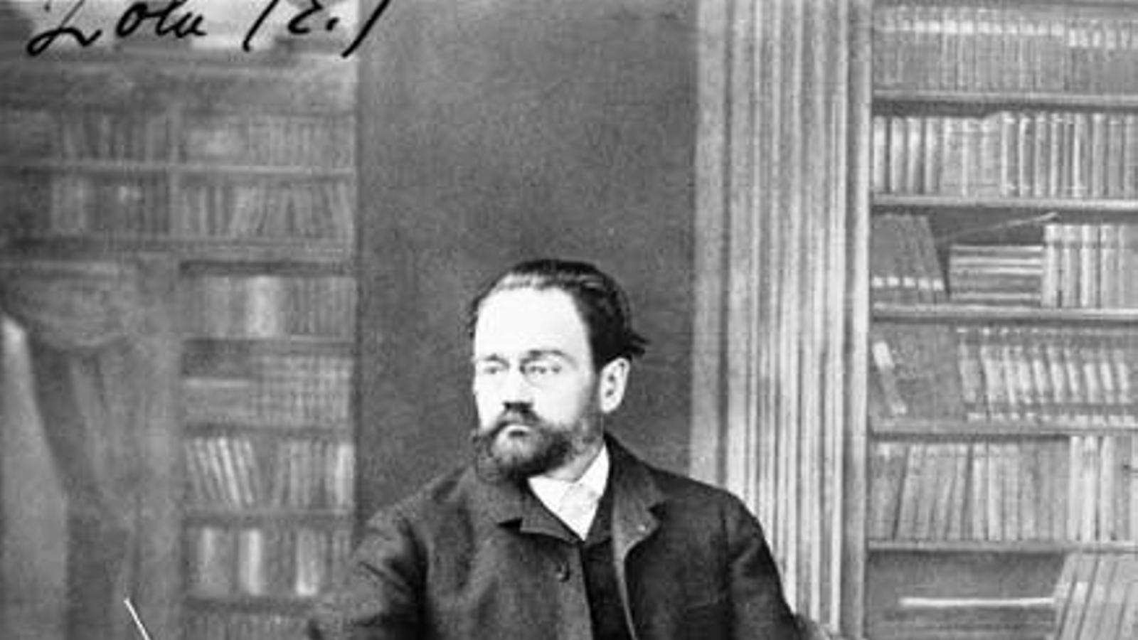Zola, sin sillón en la Academia (1893)