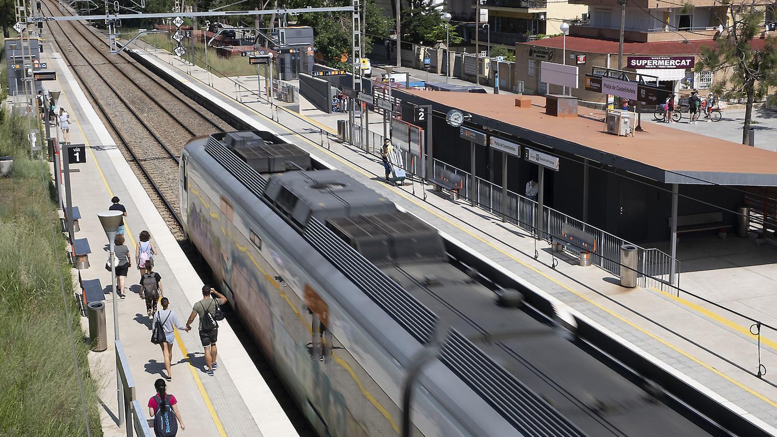 Una dècada buscant justícia per l'accident de tren de Castelldefels
