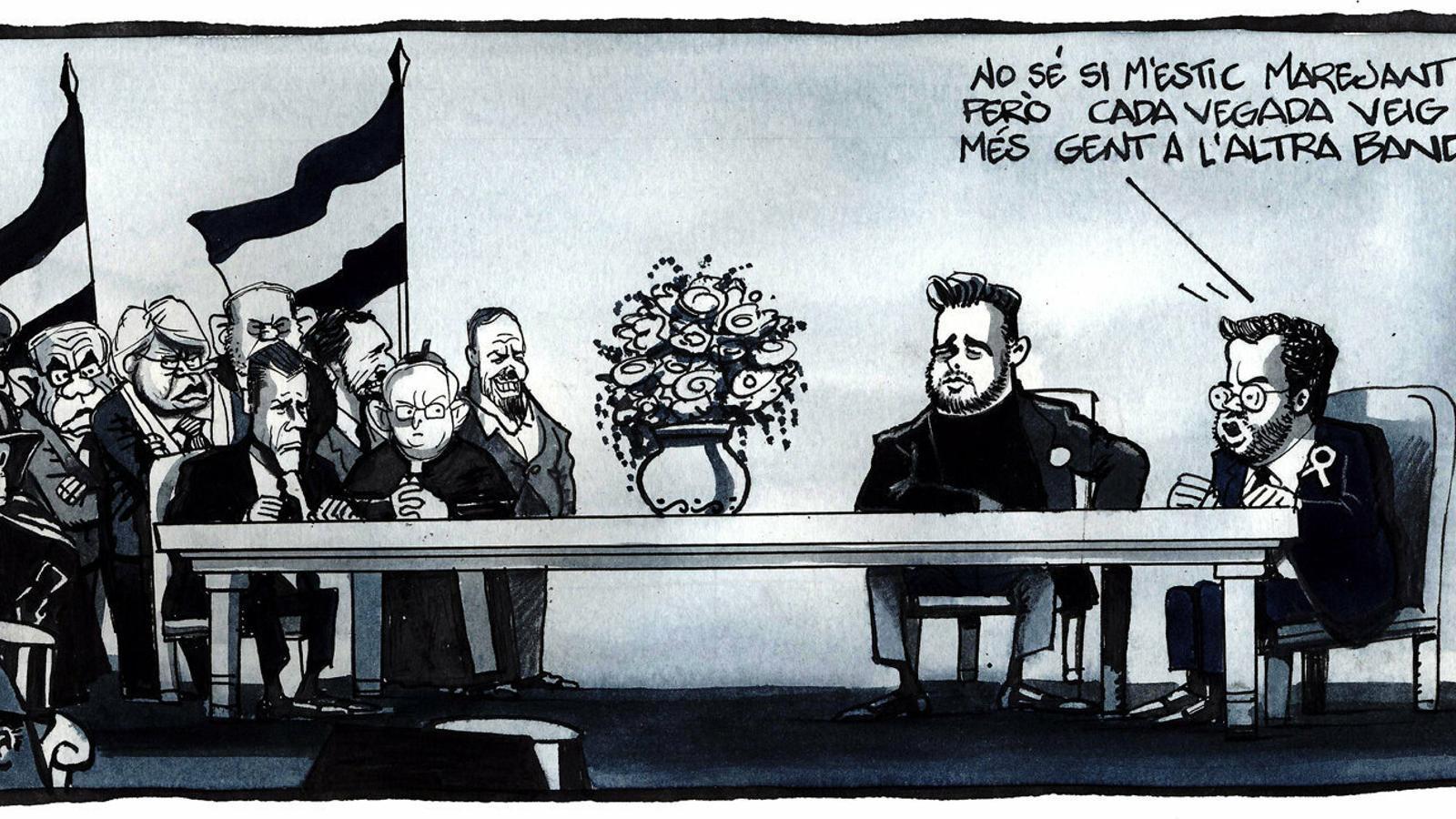 'A la contra', per Ferreres 08/12/2019
