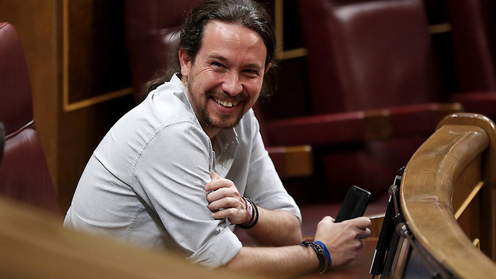 La moció de censura de Podem es debatrà el 13 de juny, tres dies abans del congrés federal del PSOE