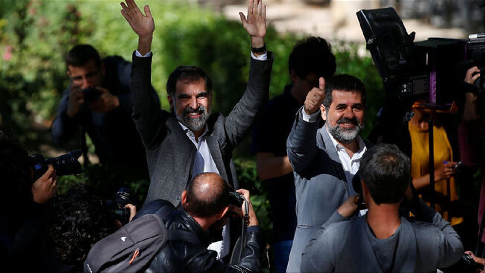 Amnistia Internacional insta Espanya a reformar el delicte de sedició