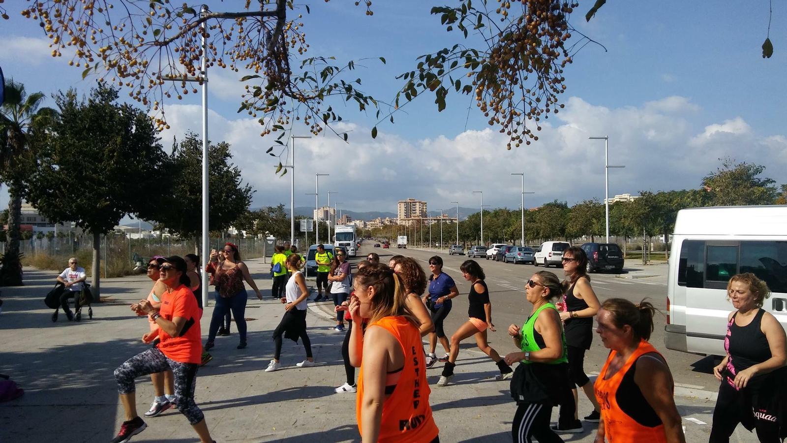 Segona edició de la carrera solidària RUN4ELA l'any 2018