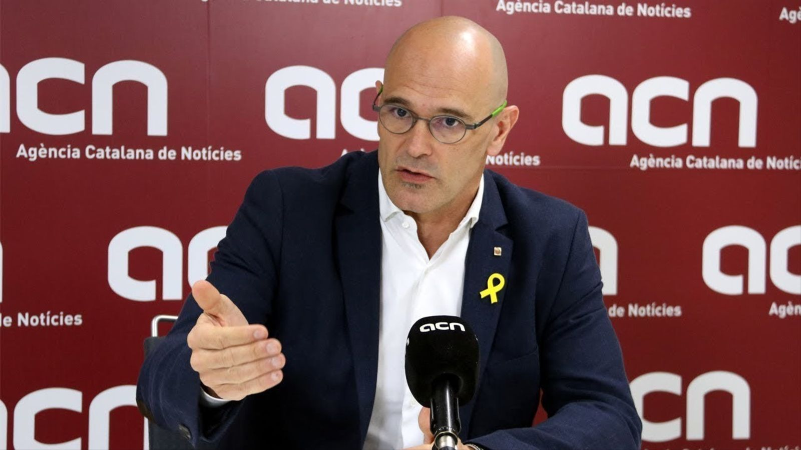 """Romeva: """"Hi ha moltes maneres d'investir Jordi Sànchez, però hem de trobar l'efectiva"""""""