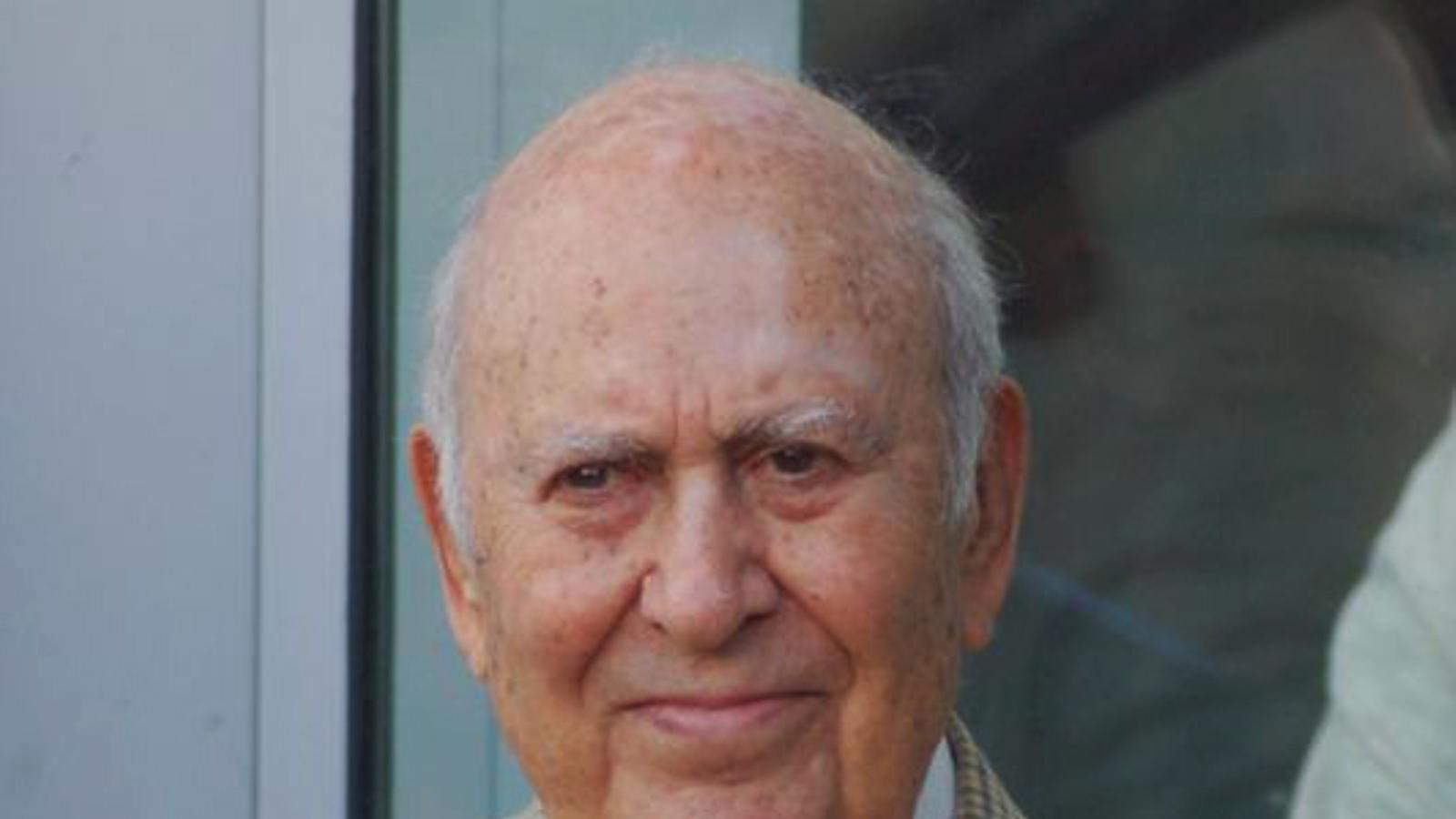 Carl Reiner, en una imatge d'arxiu