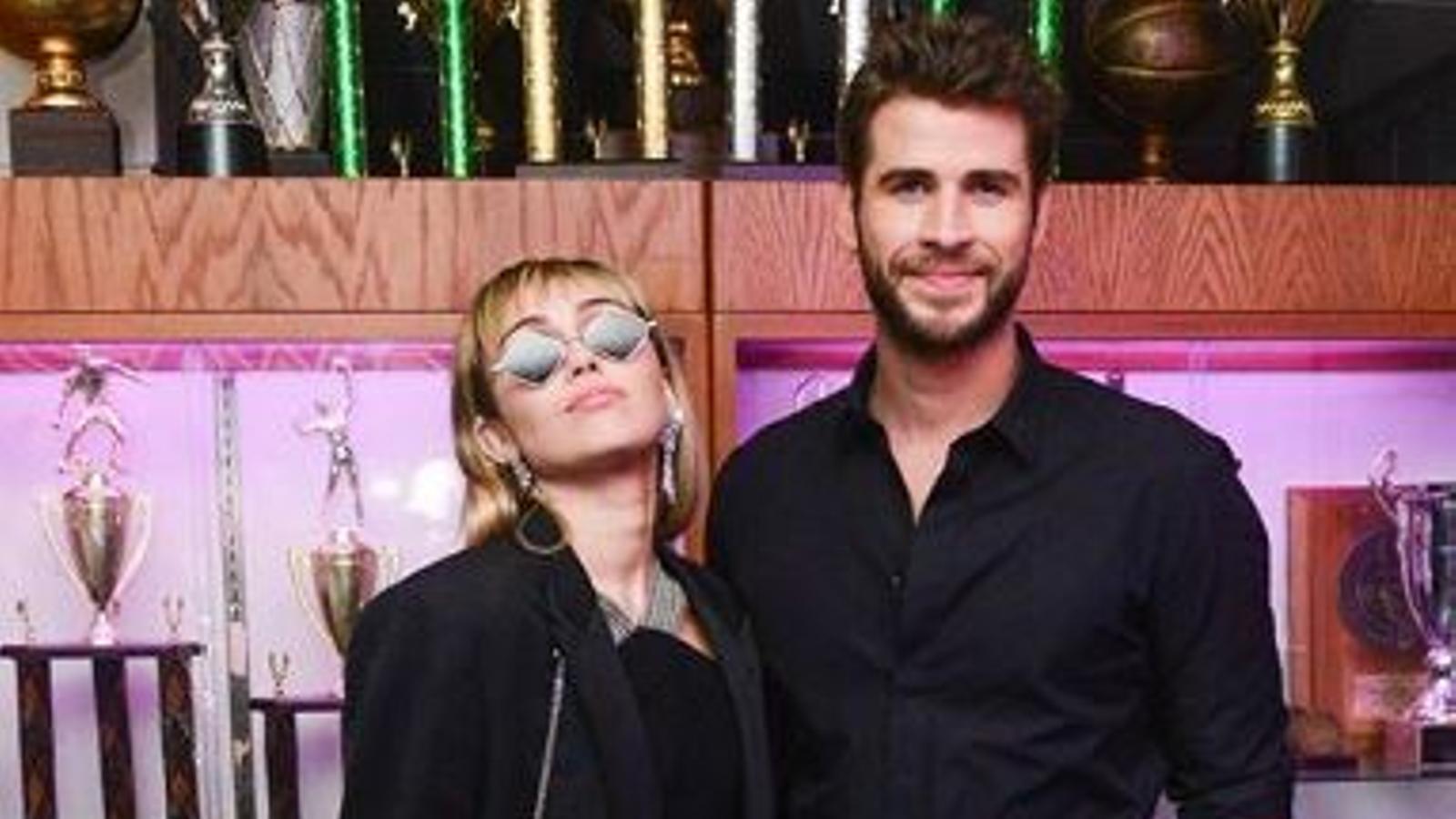 Primeres paraules de Miley Cyrus després de divorciar-se de Liam Hemsworth