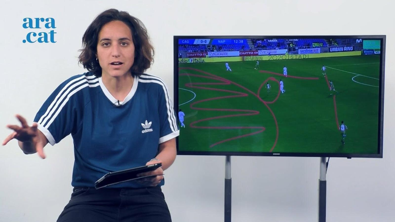 L'anàlisi de prèvia del Nàpols-Barça