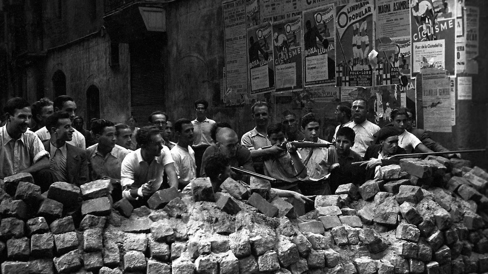 Pandora i els fantasmes de la Barcelona anarquista
