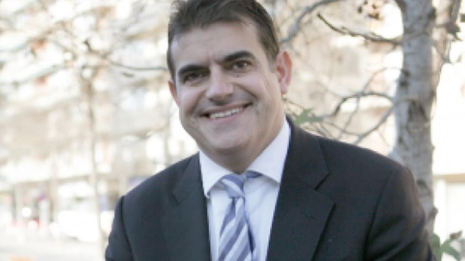 L'empresari Lluís Fernàndez Alà afirma que vol presentar-se a les eleccions del Barça