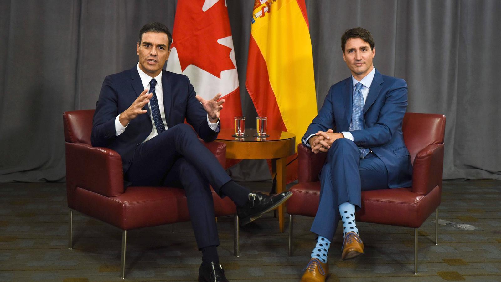 L'anàlisi d'Antoni Bassas: 'Trudeau menciona a Sánchez els drets humans'