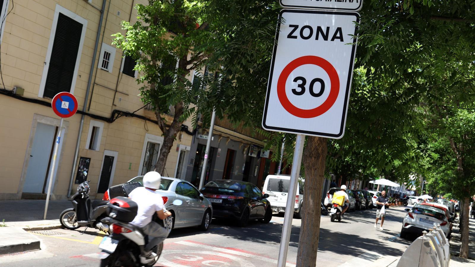 Palma aprofita la crisi  Del covid-19 per impulsar La mobilitat sostenible