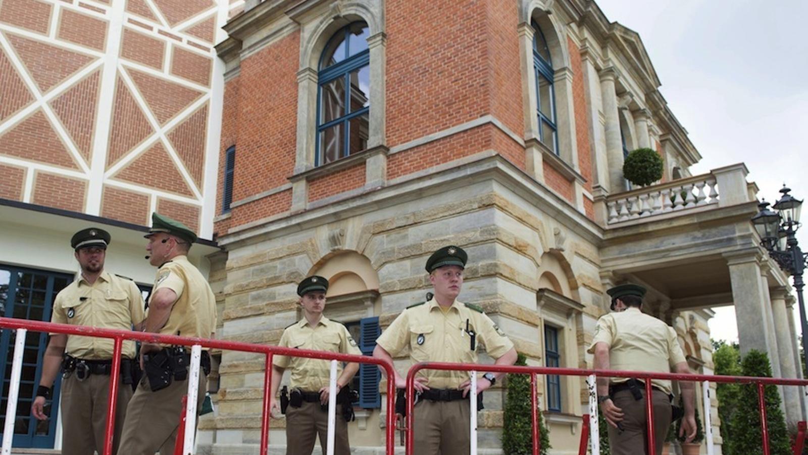 Preocupació per la seguretat a Bayreuth