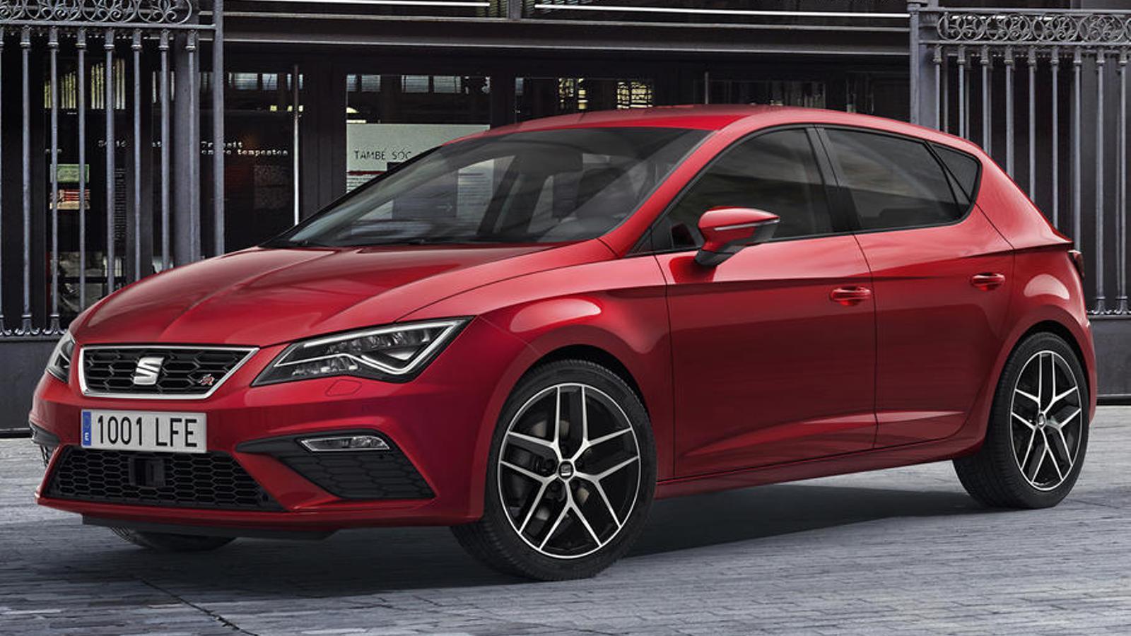 Seat presenta el nou León 2017 / SEAT