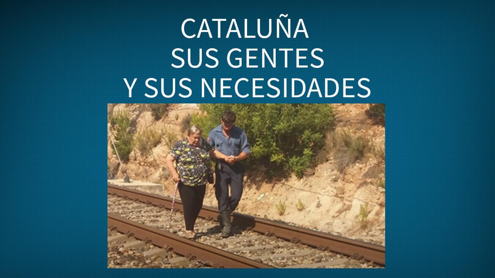 L'anàlisi d'Antoni Bassas: 'Cataluña: conozca a sus gentes'