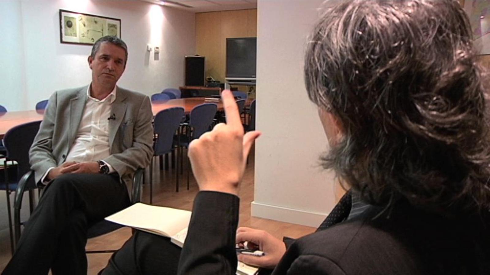 Eugeni Sallent: És compatible una oferta televisiva privada en català amb una de pública