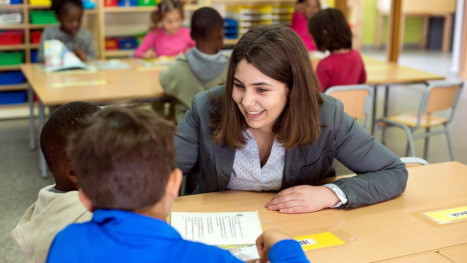 Un MIR per ser mestre i professor d'universitat amb experiència a les aules: així es vol canviar la carrera docent
