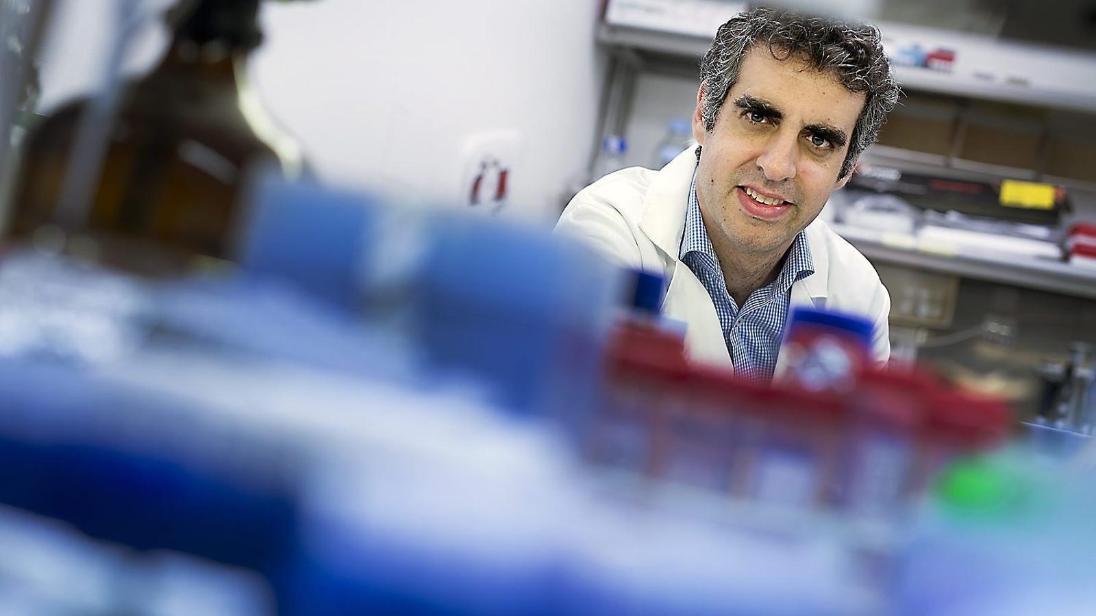 El doctor Manel Esteller és el responsable de la investigació i qui signa l'estudi que avui es publica a The Lancet Oncology.
