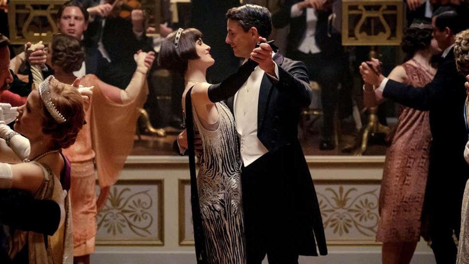 'Downton Abbey': Tendre fi de festa per a l'aristocràtica família Crawley