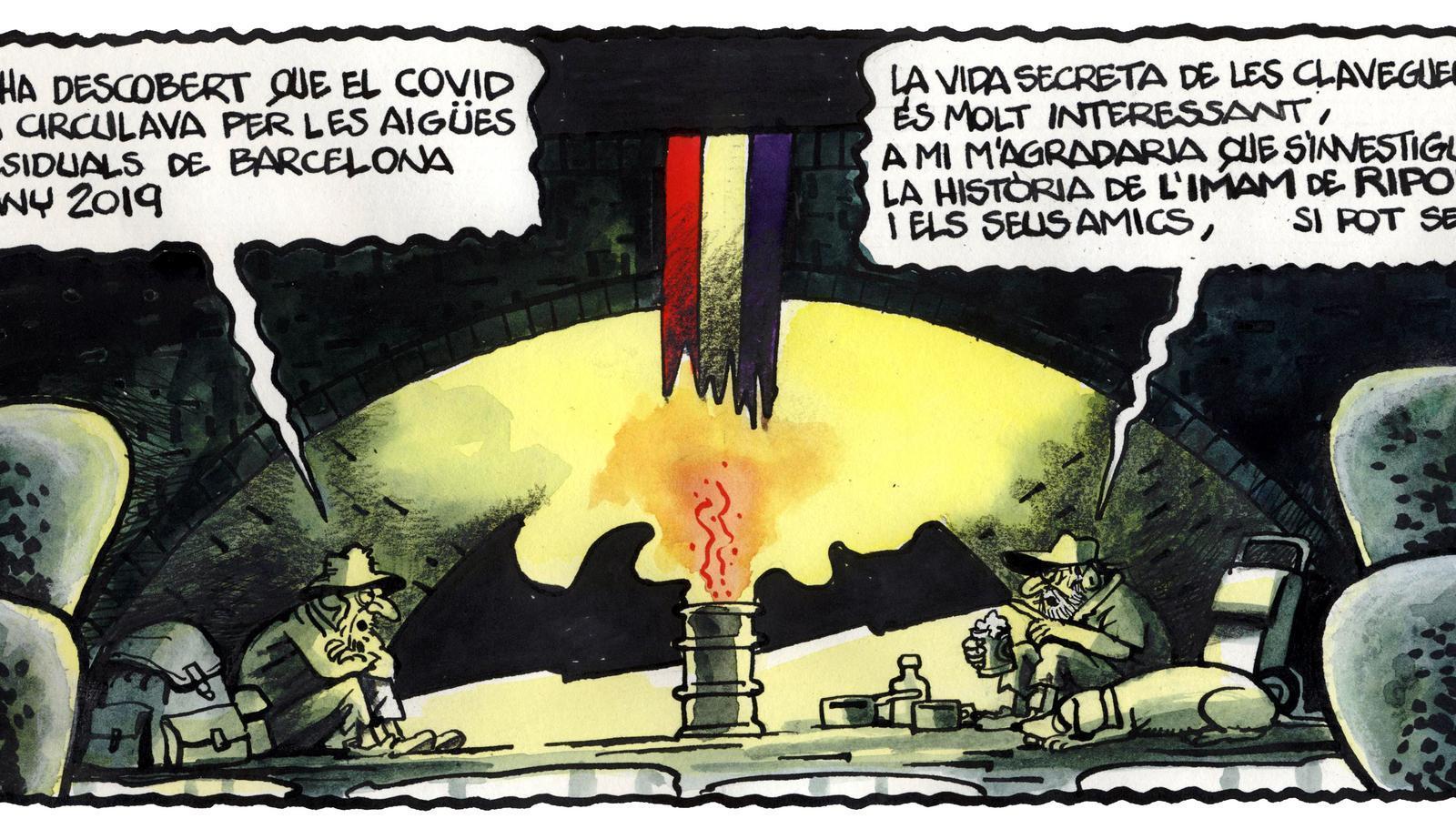 'A la contra', per Ferreres 04/07/2020