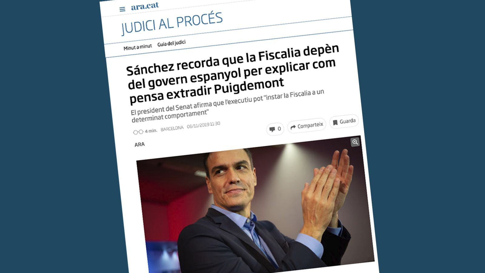 L'anàlisi d'Antoni Bassas: 'Catalunya els ha fet embogir'