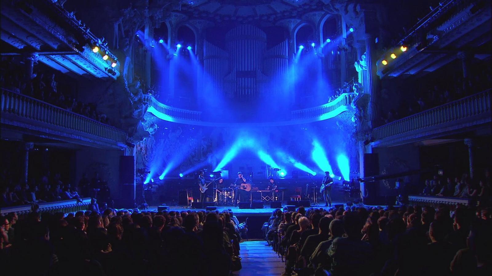 Mishima al Palau de la Música, 'L'olor de la nit'
