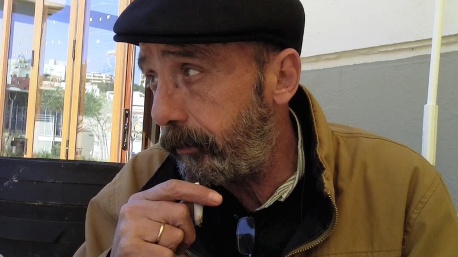 José Palazón, responsable de l'ONG Prodein de Melilla: Han mort moltes persones travessant la tanca per trets de pilotes de goma
