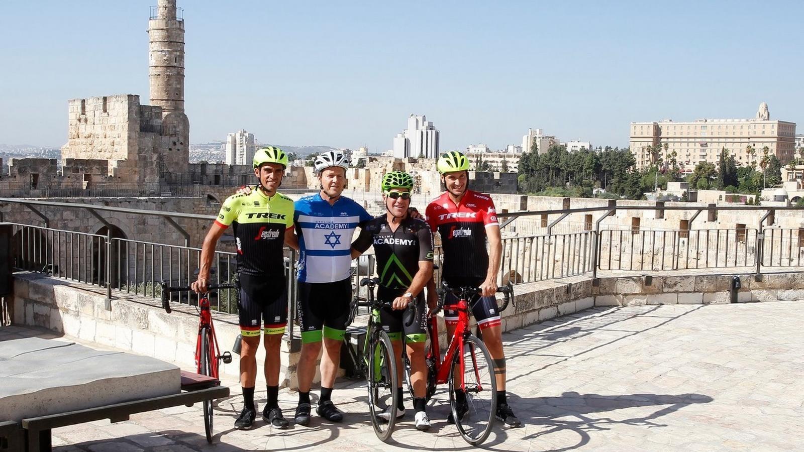 Contador, Basso i l'alcalde de Jerusalem