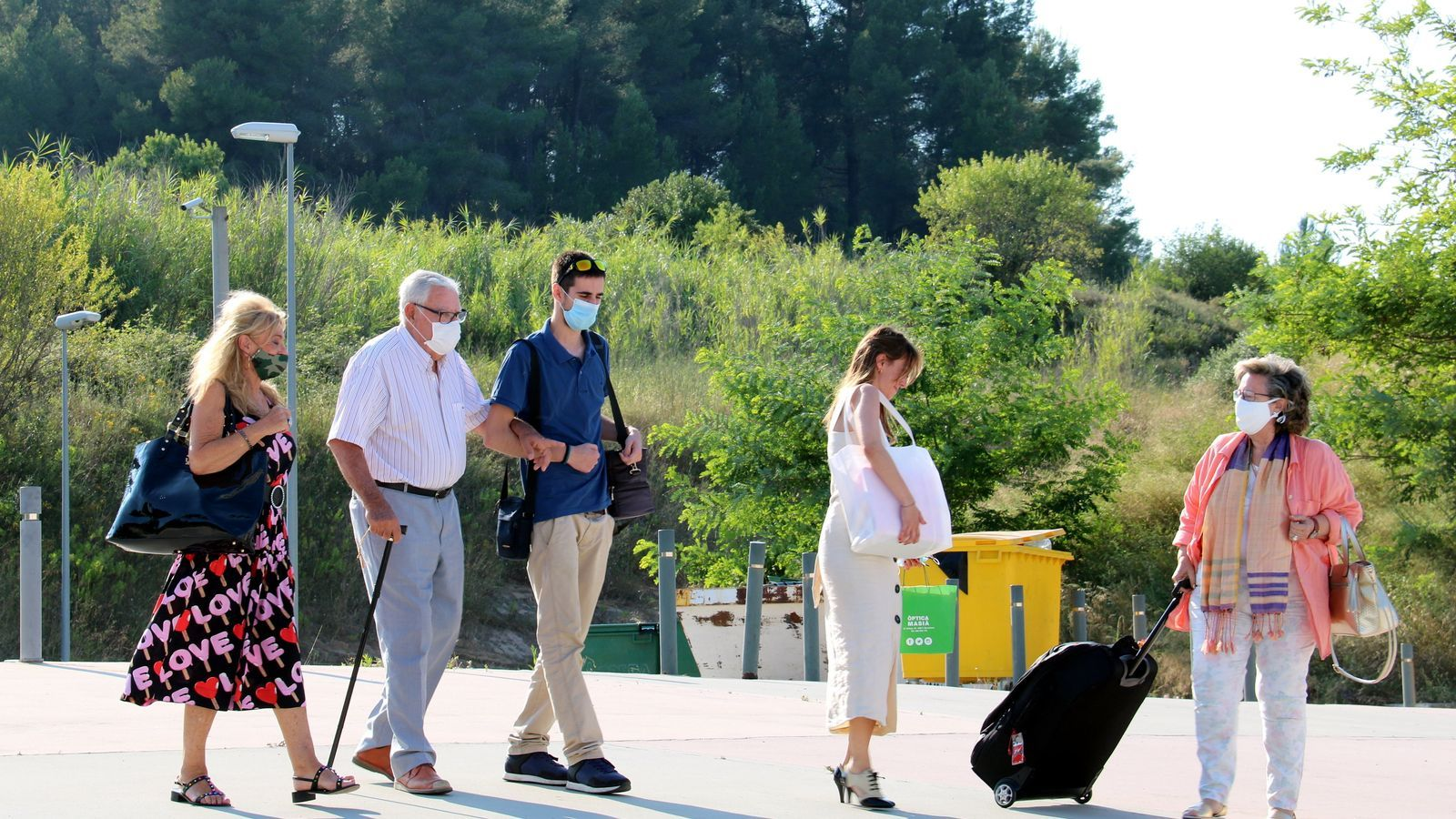 Jordi Montull ingressa a la presó de Brians 2 per complir la condemna del cas Palau
