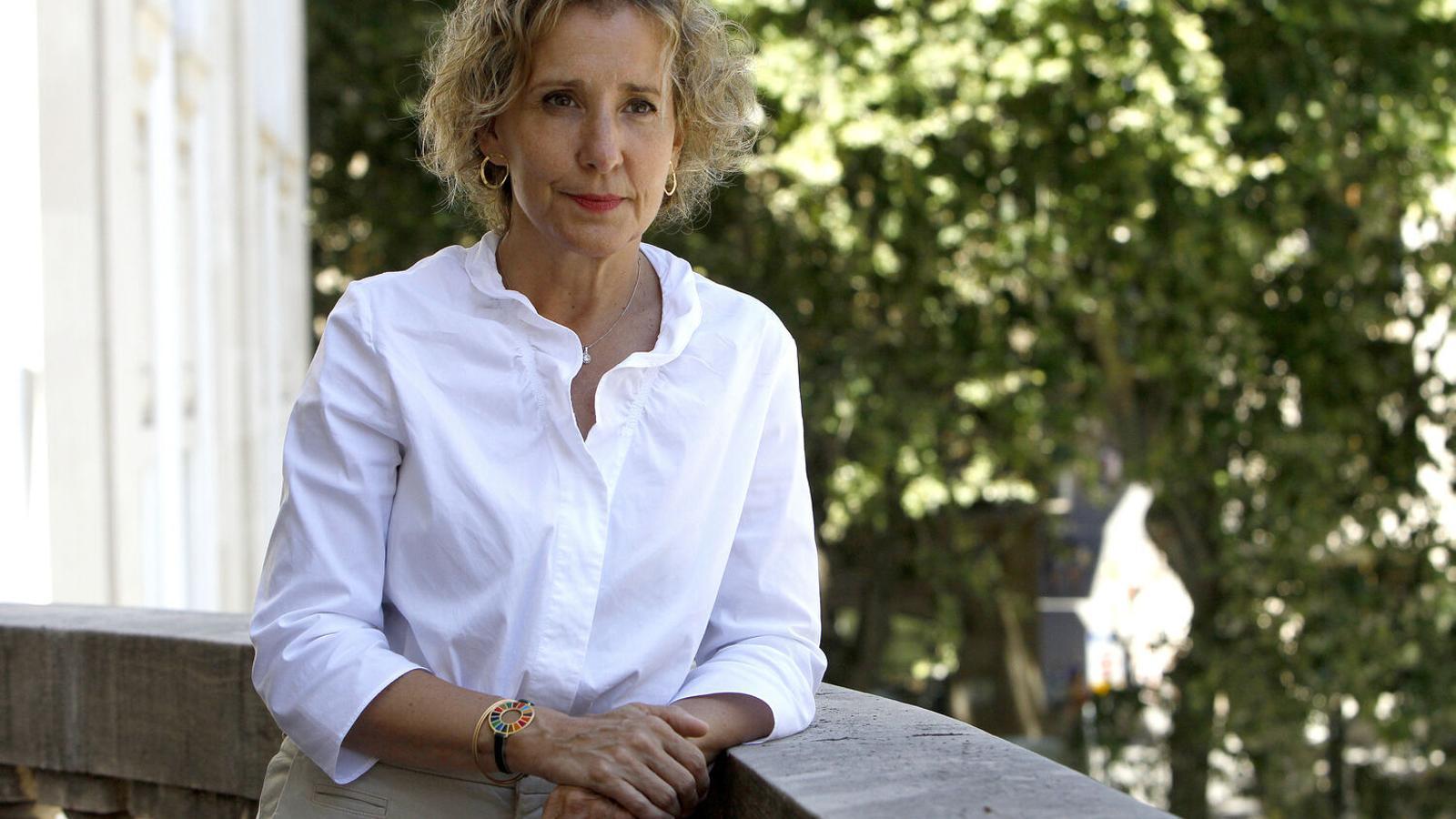 La delegada del govern espanyol a les Balears, Aina Calvo