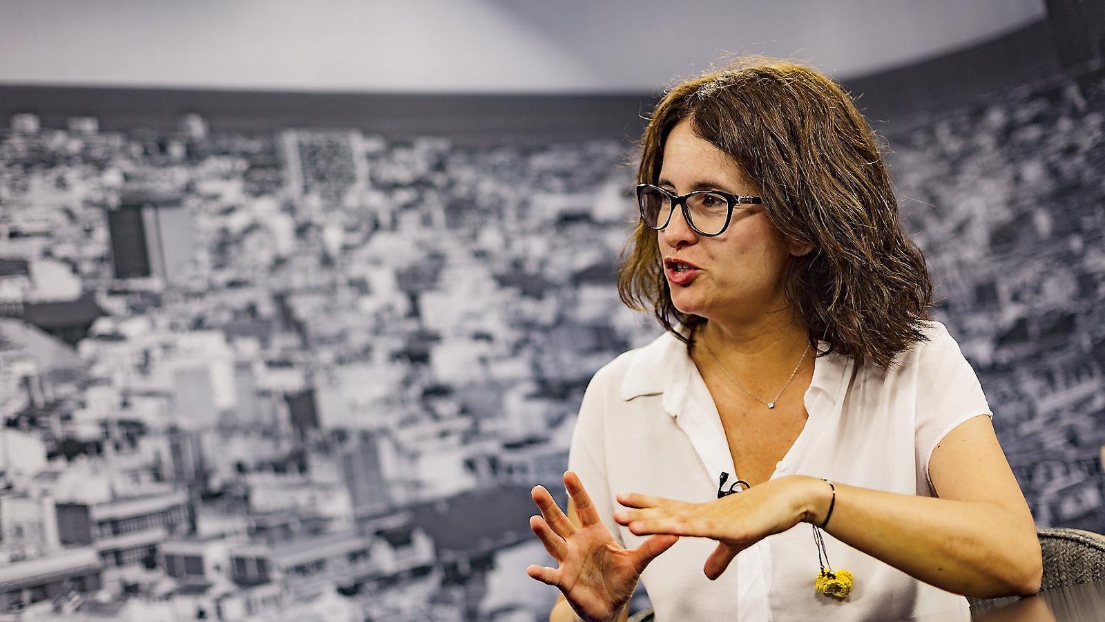 """SUSANNABARREDA: """"Em fa por que arribi l'hora del judici, perquè crec que no serà just"""""""