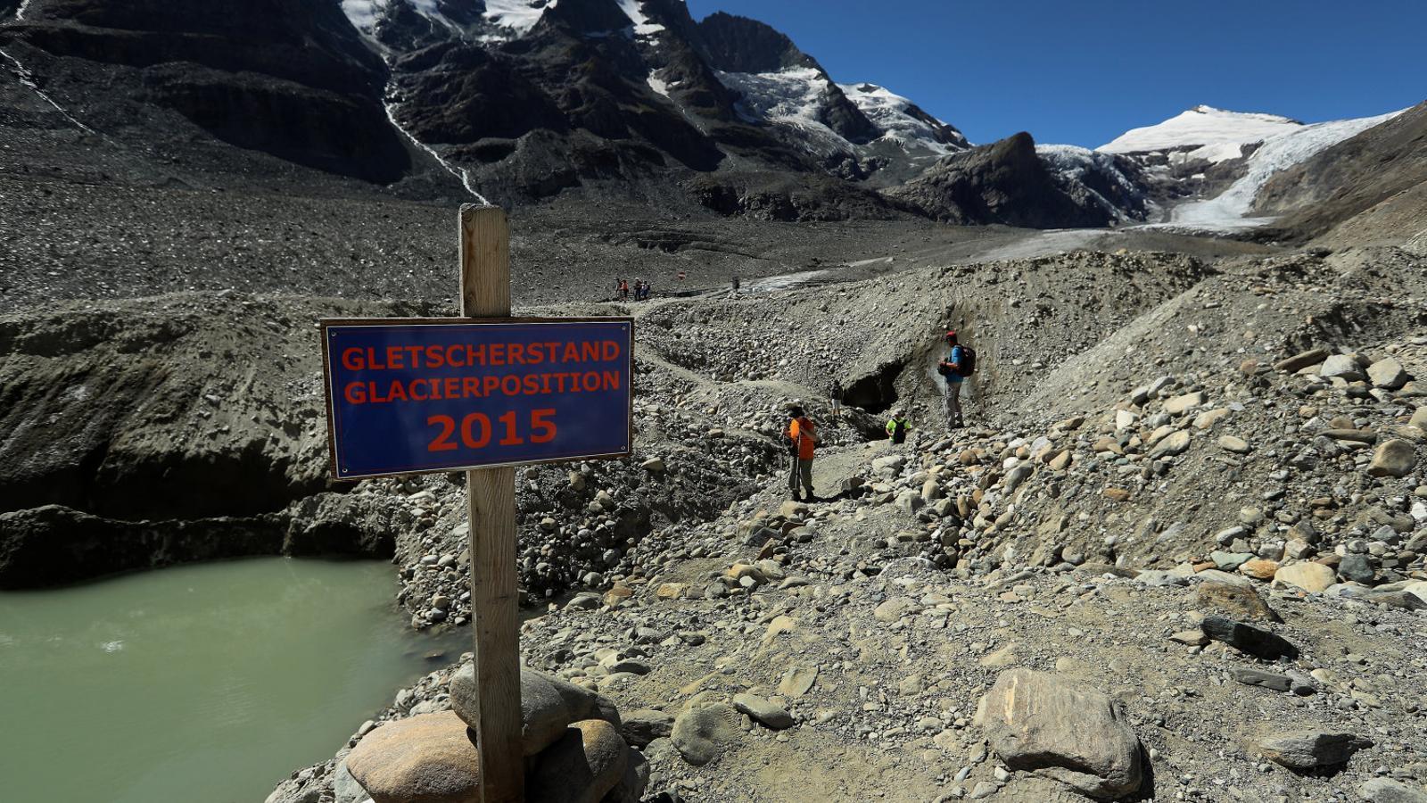 Els temuts punts de no retorn del canvi climàtic