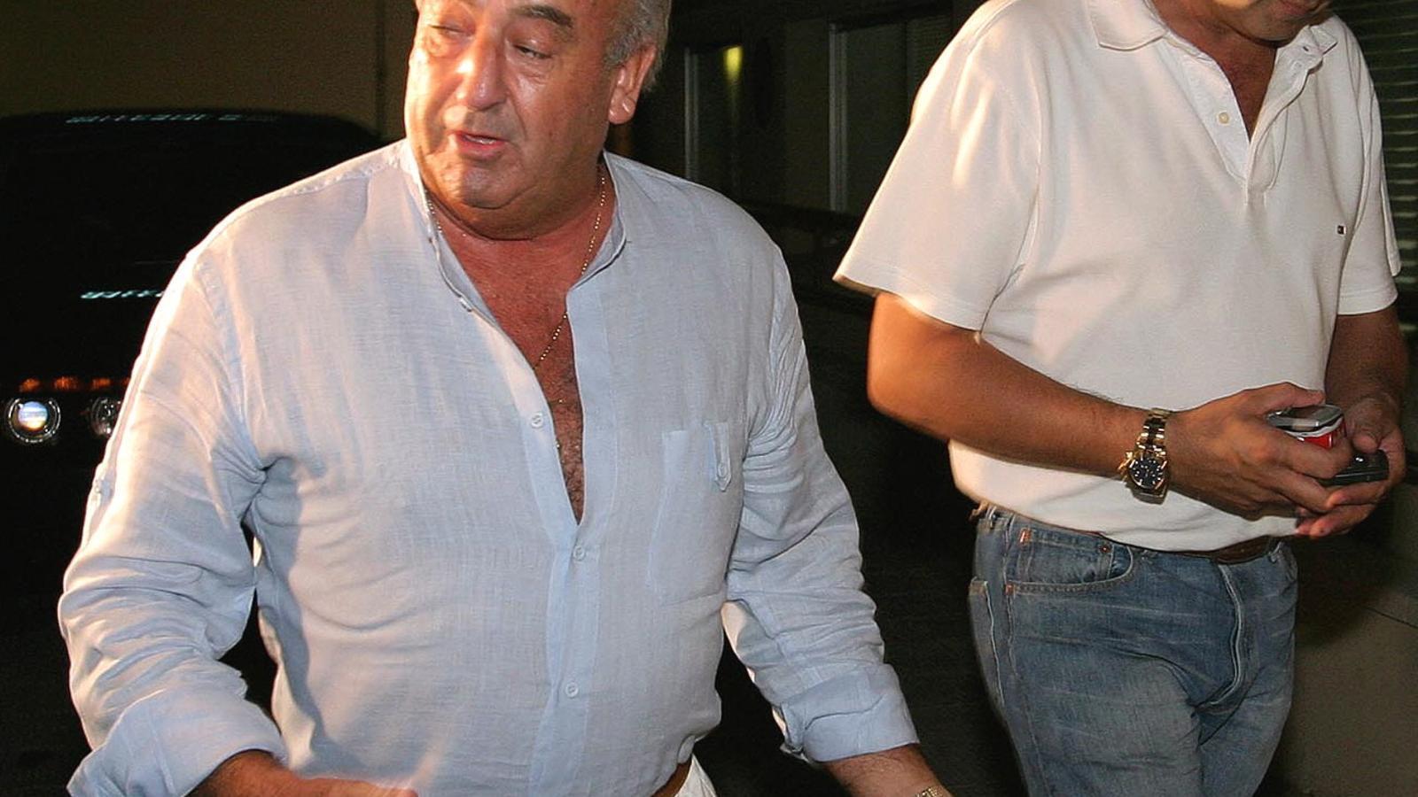 Humberto Janeiro en una imatge d'arxiu
