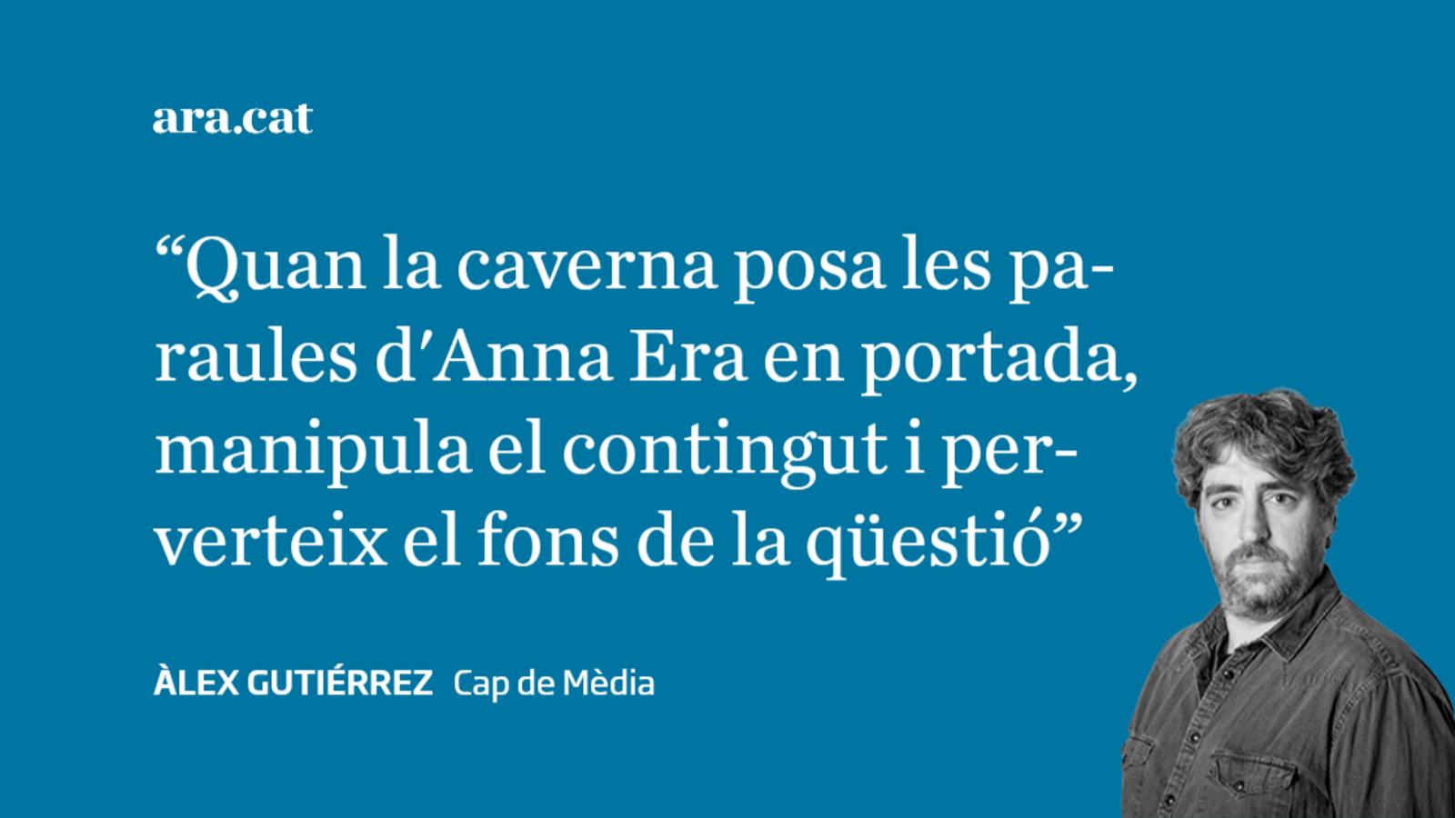 Anna Erra i el segrest del debat lingüístic