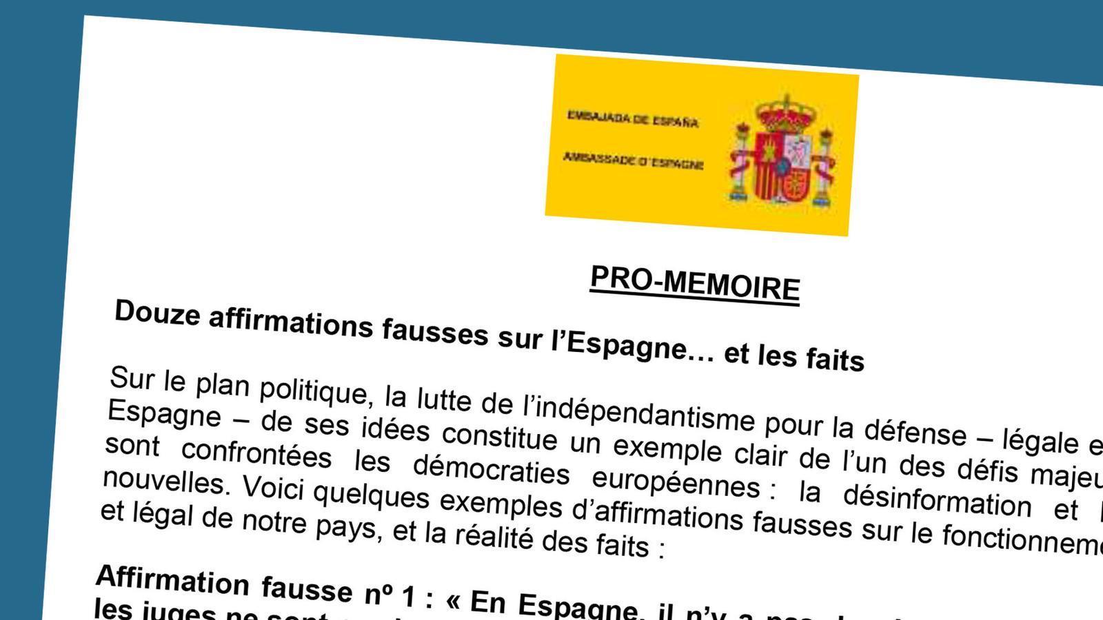 L'anàlisi d'Antoni Bassas: 'Les mitges mentides de la diplomàcia de Borrell'