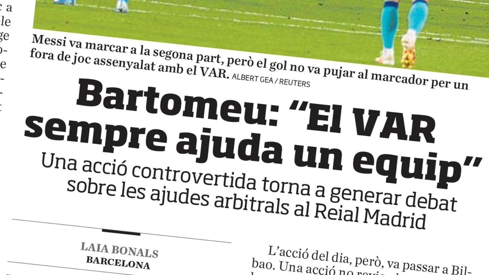 Lleida en confinament, 320 milions en adjudicacions urgents i el VAR torna a ajudar el Madrid: les claus del dia, amb Antoni Bassas (06/07/2020)