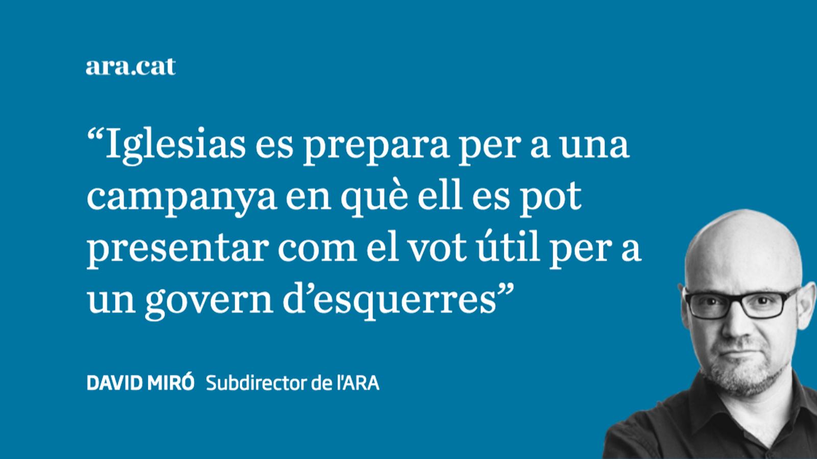 Vertigen al PSOE
