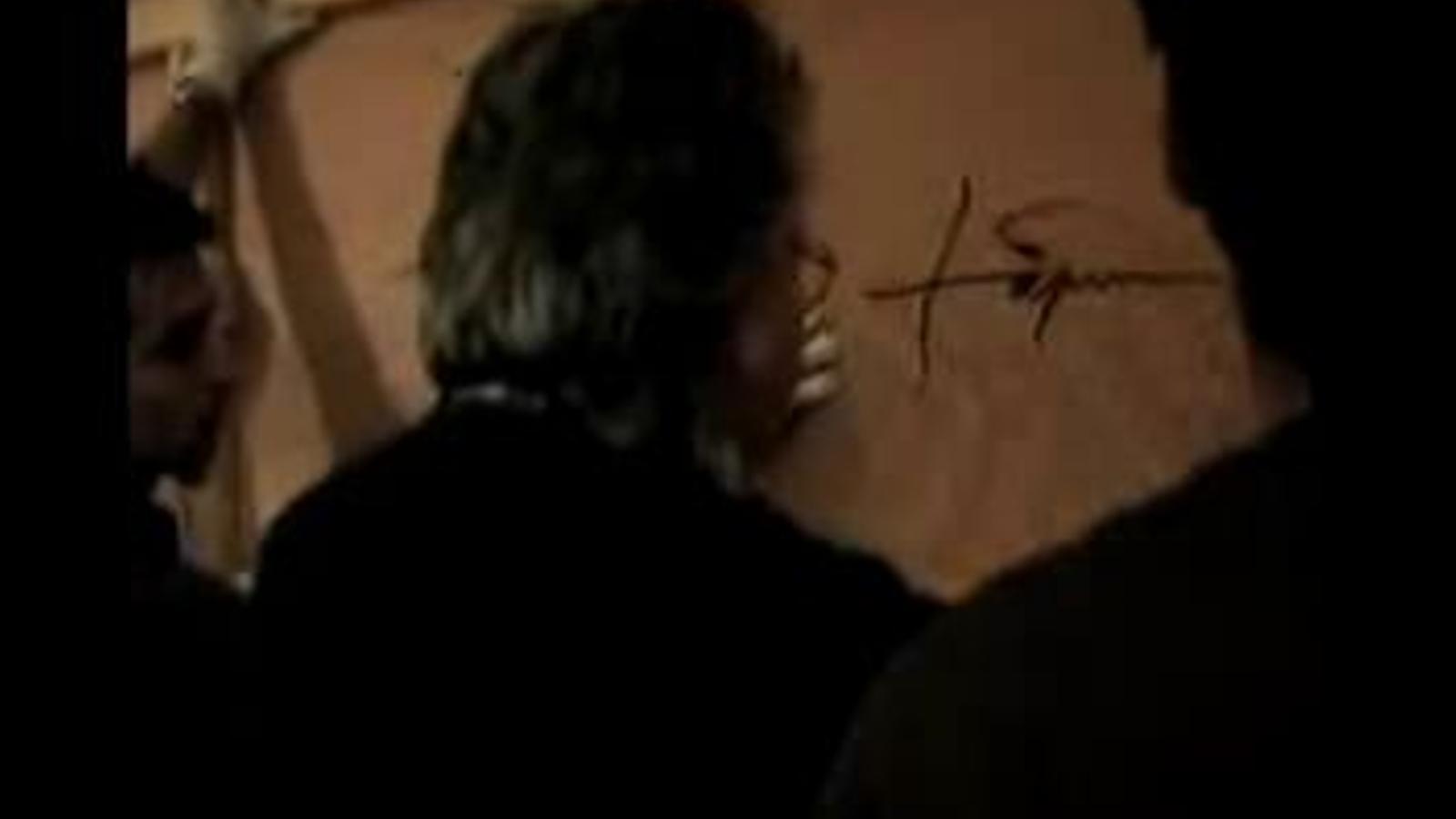 Antoni Tàpies: L'art ha de tenir una funció social, pel bé de la humanitat